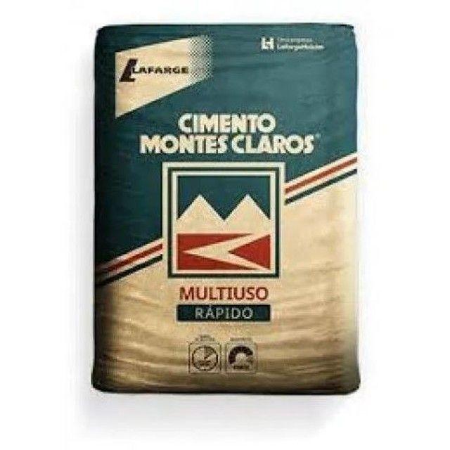 Cimento Cp2 50kg - Montes Claros 26,99 A Vista