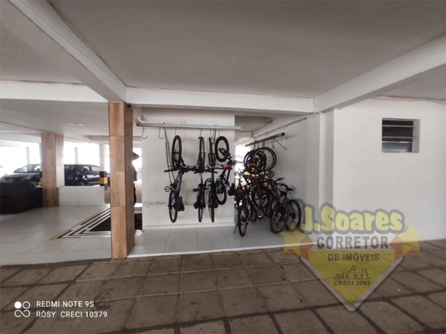 Aeroclube, 3 quartos, suíte, 70m², R$ 140 Mil C/Cond, Venda, Apartamento, João Pessoa - Foto 11