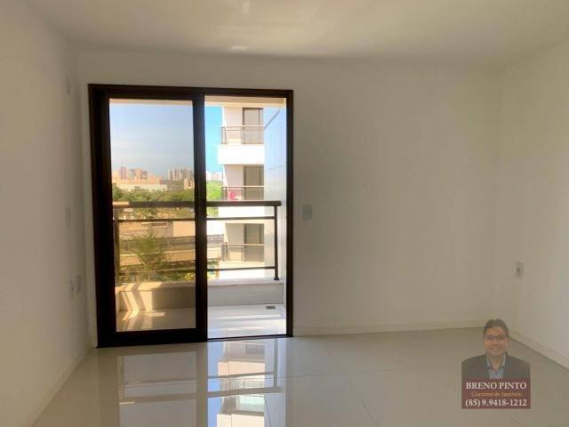 Apartamento no Cosmopolitan com 4 dormitórios à venda, 259 m² por R$ 2.650.000 - Guararape - Foto 13