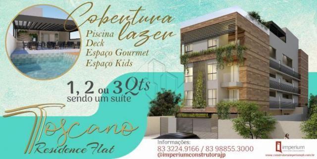 Apartamento à venda com 1 dormitórios em Jardim oceania, Joao pessoa cod:V2084 - Foto 2