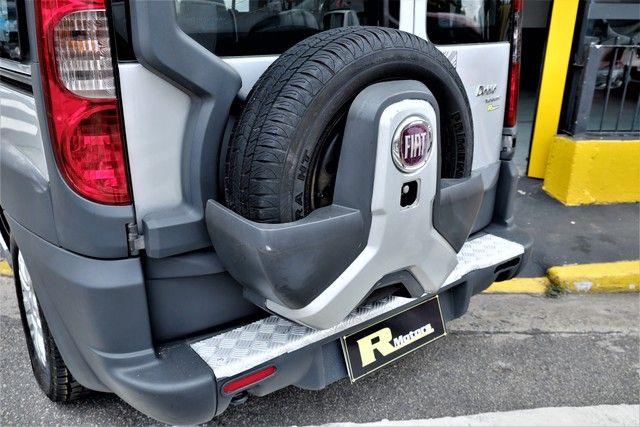 Fiat Doblò Adventure 1.8 16V (Flex) - Foto 8