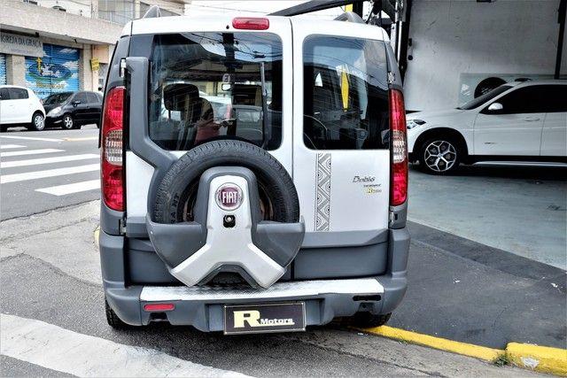 Fiat Doblò Adventure 1.8 16V (Flex) - Foto 9