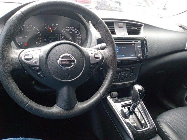 Nissan Senta SV 2.0 - 2018 - Entrada Facilitada - 12x S/ Juros  - Foto 8