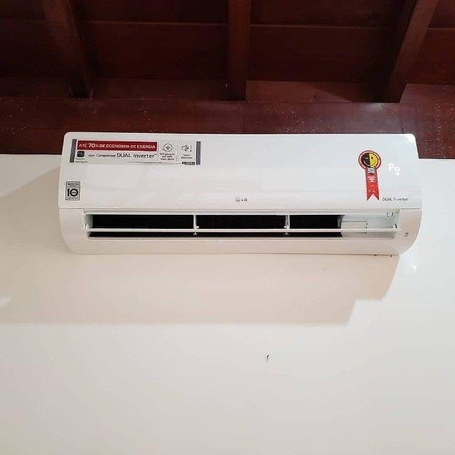 DAF ar condicionado e Elétrica  - Foto 3