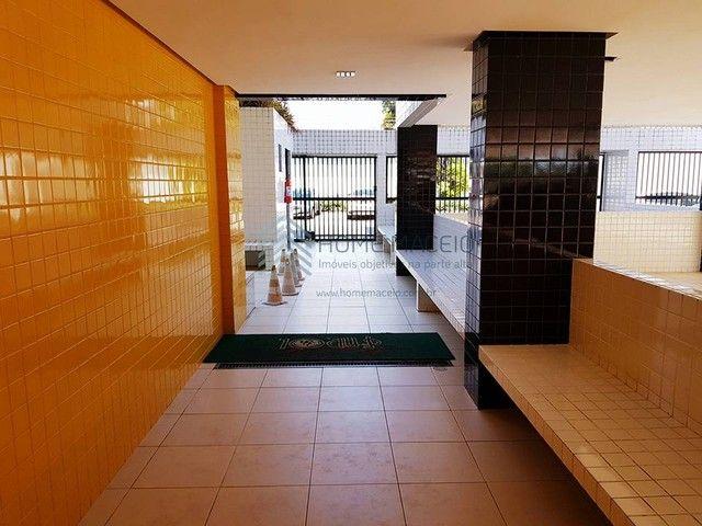 Apartamento para venda com 88 metros quadrados com 3 quartos em Farol - Maceió - AL - Foto 10