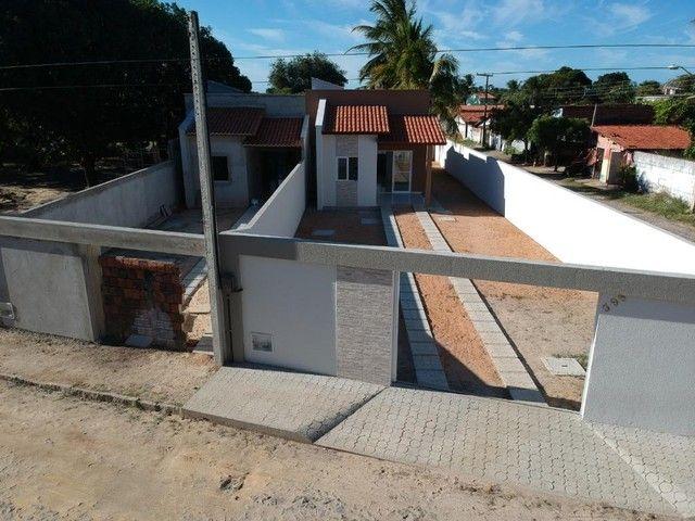 Casa à venda, 75 m² por R$ 164.000,00 - Mangabeira - Eusébio/CE - Foto 2