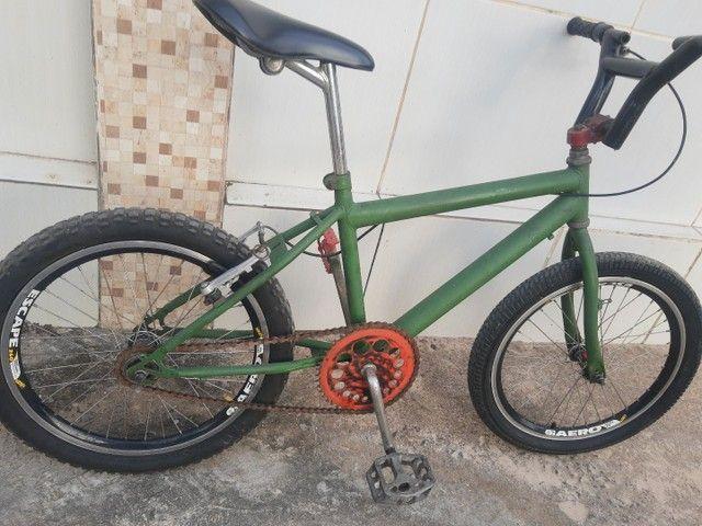 Bike Bmx Cross aro 24 - Foto 5