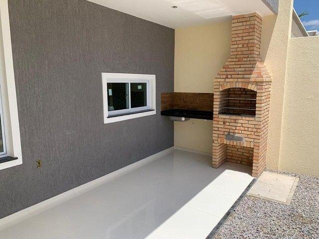 Casa com 3 dormitórios à venda, 98 m² por R$ 275.000,00 - Guaribas - Eusébio/CE - Foto 6