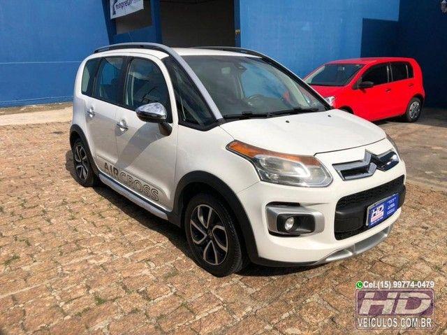 Citroën AIRCROSS Exclusive 1.6 Flex 16V 5p Aut. - Foto 2