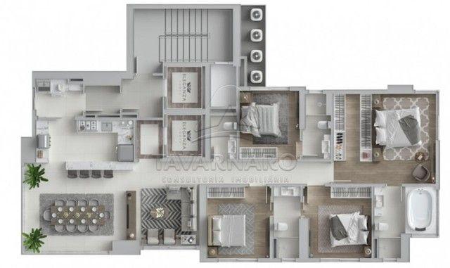 Apartamento à venda com 4 dormitórios em Centro, Balneario camboriu cod:V3068 - Foto 5