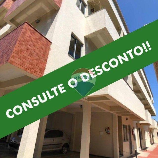 Apartamento com 2 dormitórios para alugar, 46 m² por R$ 750,00/mês - Edson Queiroz - Forta