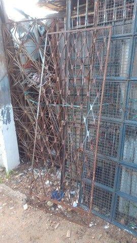 Grades e portões novos e usados  - Foto 5