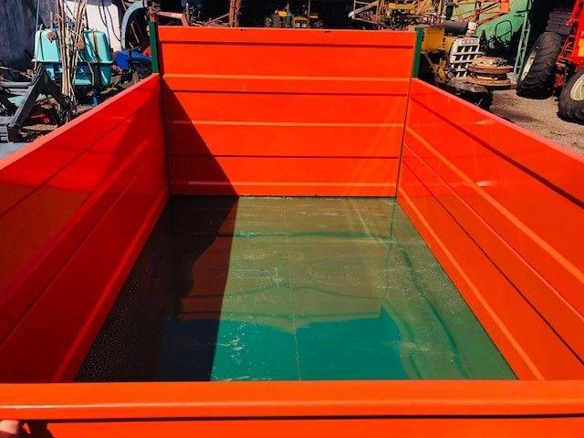 Carreta Basculante Incomagri 5 ton Nova  - Foto 2