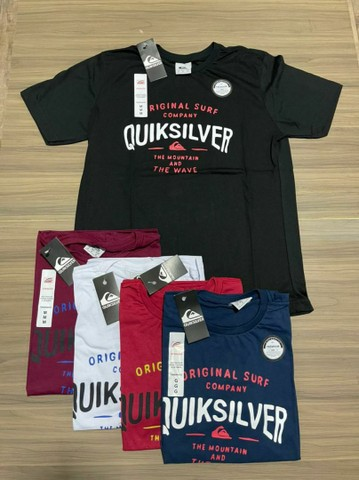 Camisa Masculino Quiksilver  - Foto 4