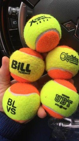 Bola de tênis e beach tênis - Foto 4