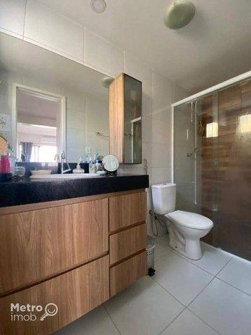 Apartamento com 3 quartos à venda, 250 m² por R$ 800.000 - Ponta Dareia - São Luís/MA - Foto 14