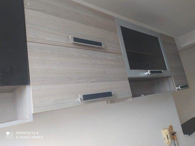 Apartamento 02 quartos Cuidad de Vigo Lazer completo Térreo - Foto 15