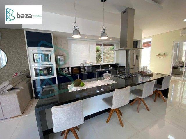 Casa com 5 dormitórios sendo 2 suítes (1 com closet) à venda, 490 m² por R$ 2.000.000 - Ja - Foto 5