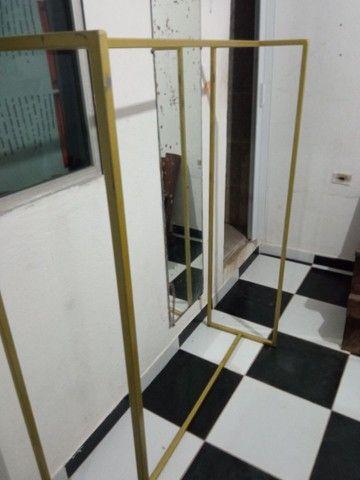 Arara cabideiro para roupas - Foto 4