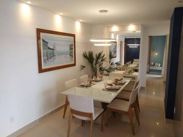 Apartamento lançamento com 100 metros quadrados com 3 quartos em Centro - Fortaleza - CE