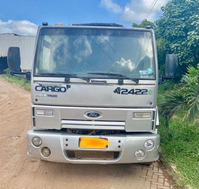 Ford 2422 2009 Caçamba  - Foto 4