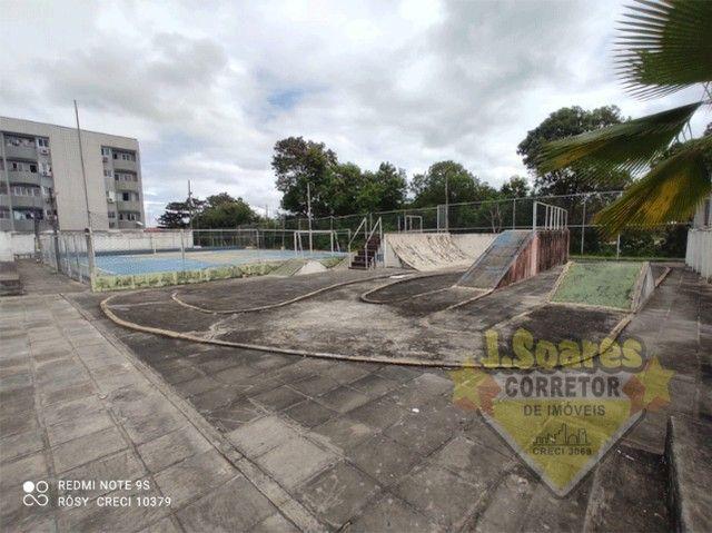 Aeroclube, 3 quartos, suíte, 70m², R$ 140 Mil C/Cond, Venda, Apartamento, João Pessoa - Foto 16