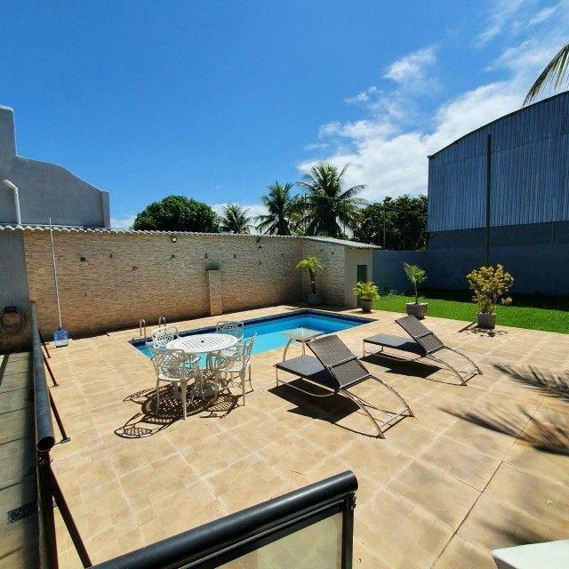 WD Imobiliária vende casarão de 3 qtos com piscina - Foto 17