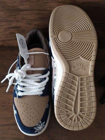 Tênis Nike TRAVIS SCOTT 38br - Foto 3