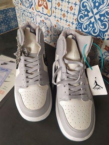 Nike Air Jordan 1 Dior 42br - Foto 2
