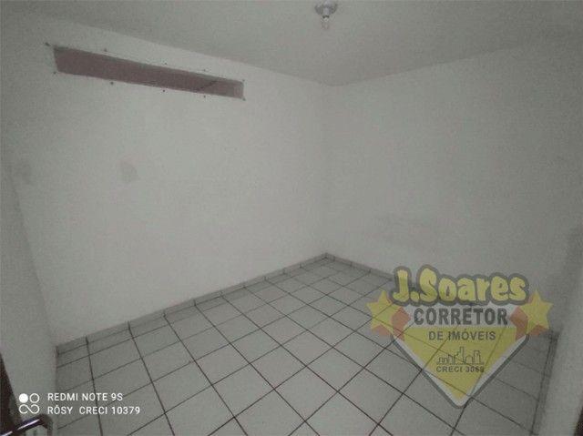 Aeroclube, 3 quartos, suíte, 70m², R$ 140 Mil C/Cond, Venda, Apartamento, João Pessoa - Foto 8