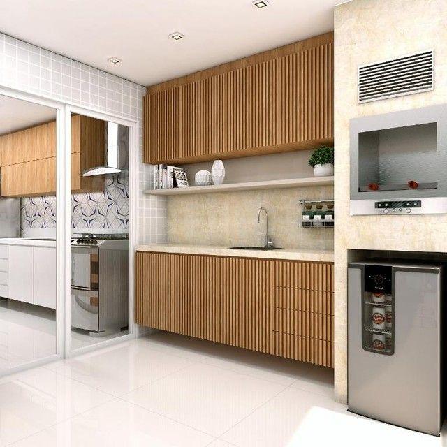 Apartamento à venda, 120 m² por R$ 703.800,00 - Pedra - Eusébio/CE - Foto 20