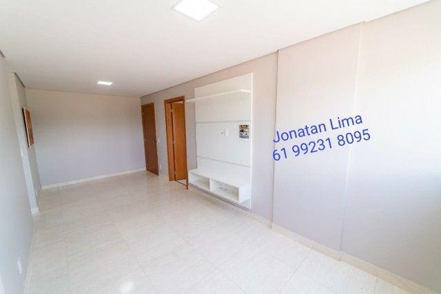 Apartamentos na Samambaia de 2 quartos com suíte-61m² - Foto 3