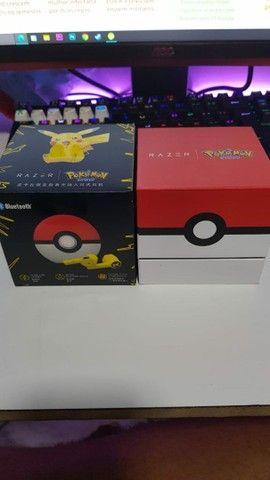 Fone Bluetooth RAZER Pokemon edition - Foto 3