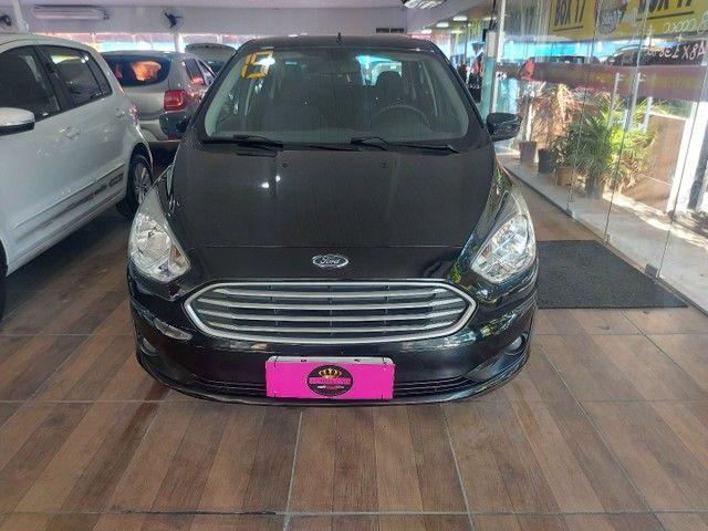Ford ka sedan 1.0 SE - Entrada de até 7mil- 48x de 1.119,00 fixas no carnê