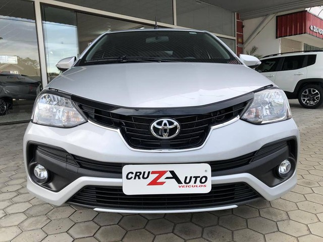 Toyota Etios Platinum Sedan 1.5 Flex 2019 Automático (Top - Na Garantia) - Foto 3