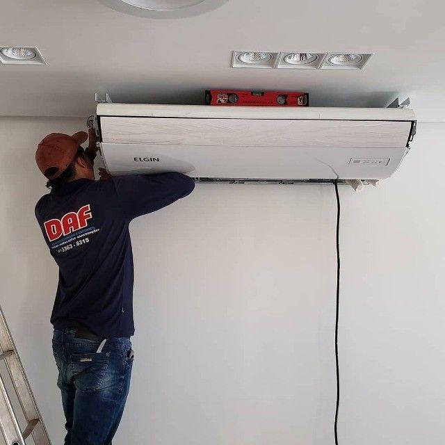 Instalação, Manutenção e com a DAF ar condicionado  - Foto 2