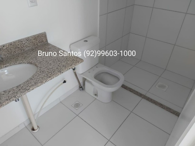 Smart Residence, 106m², Três dormitórios, próx ao Adrianópolis e Praça 14 - Foto 9