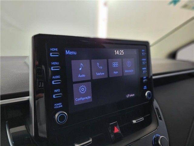 Corolla Xei Automático 2020 Km Atual 6.837 (Quase 0km) Flex - Foto 4
