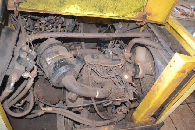 Varredeira Diesel 2009 - Foto 4