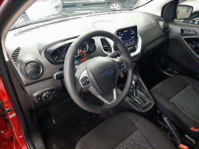 Ford Ka Sedan 1.5 SE Plus Automático Completo 2020 - Foto 9