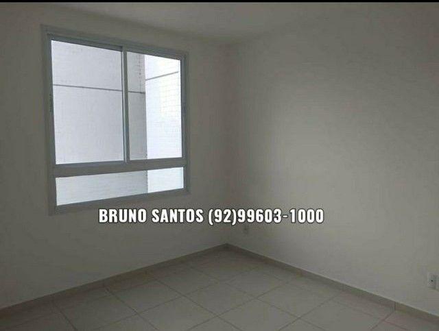 Smart Residence, 106m², Três dormitórios, próx ao Adrianópolis e Praça 14 - Foto 8