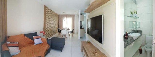 Casa com 2 dormitórios à venda, 70 m² por R$ 210.000,00 - Tamatanduba - Eusébio/CE - Foto 16