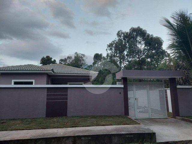Casa com 3 dormitórios à venda, 82 m² por R$ 350.000,00 - Itaipuaçu - Maricá/RJ - Foto 3
