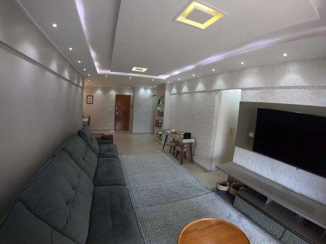 Apartamento à venda com 3 dormitórios em Aviação, Praia grande cod:6154 - Foto 12