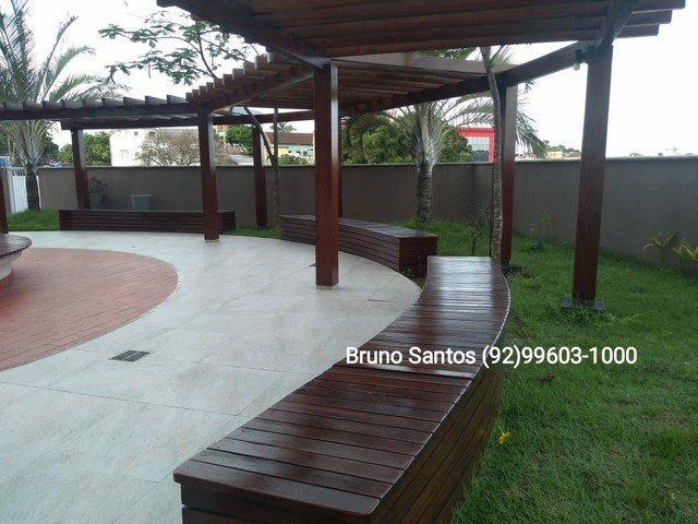 Smart Residence, 106m², Três dormitórios, próx ao Adrianópolis e Praça 14 - Foto 10
