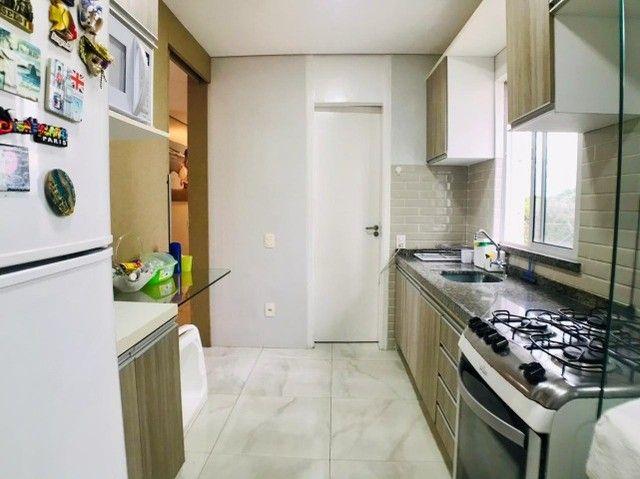 Apartamento com 83m, todo projetado no Terraço das Flores  - Foto 7