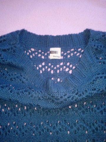 Blusão de  lã Hering  - Foto 3