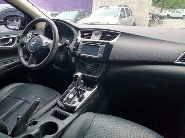Nissan Senta SV 2.0 - 2018 - Entrada Facilitada - 12x S/ Juros  - Foto 7