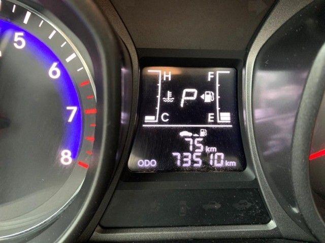 HB20 Hatch 1.6 Confort automático branco (A/G) 2016 - Foto 6