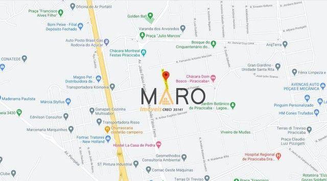 Casa com 3 dormitórios à venda, 304 m² por R$ 627.750,00 - Santa Rita - Piracicaba/SP